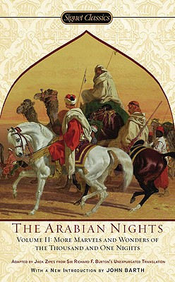 The Arabian Nights By Zipes, Jack David (ADP)/ Burton, Richard Francis, Sir (TRN)